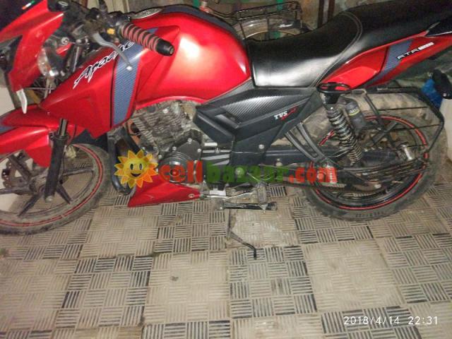 Motorbike Apache Rtr - 3/5
