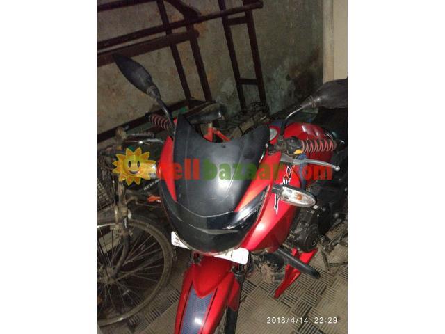 Motorbike Apache Rtr - 4/5