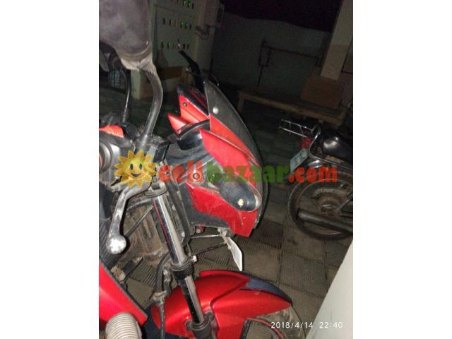 Motorbike Apache Rtr - 5/5