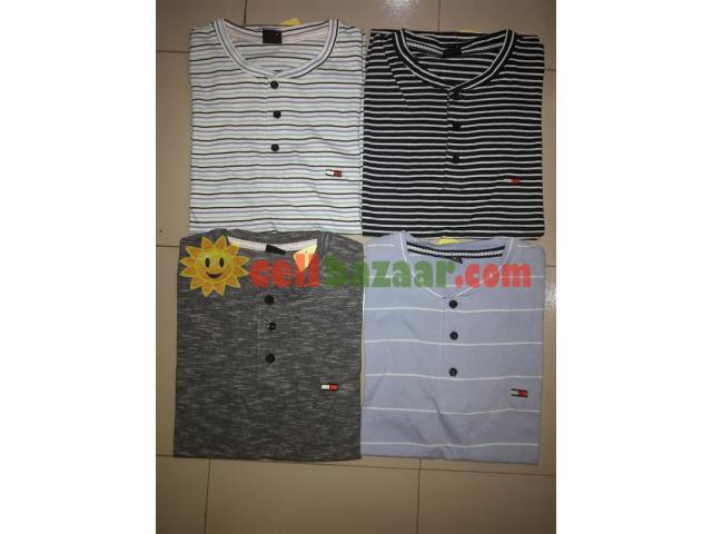 3 Button T-Shirt - 1/5