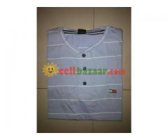 3 Button T-Shirt