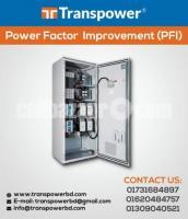 500 KVAr Power factor Panel