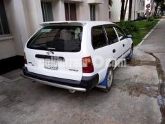 Toyota station wagon Car for urgent sale