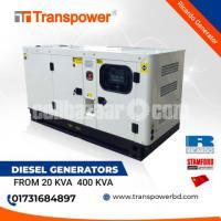 30 KVA Ricardo Engine Generator (China)