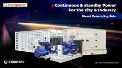 20 KVA Ricardo Engine Generator (China) - Image 8/10