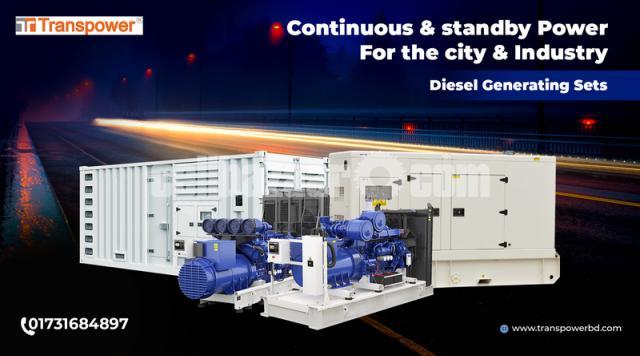 30 KVA Ricardo Engine Generator (China) - 8/10