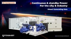 30 KVA Ricardo Engine Generator (China) - Image 8/10