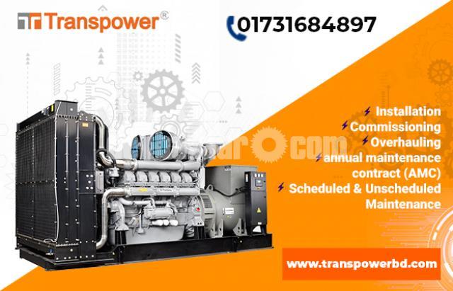 62.5 KVA Ricardo Engine Diesel Generator (China) - 9/10