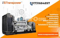 62.5 KVA Ricardo Engine Diesel Generator (China) - Image 9/10
