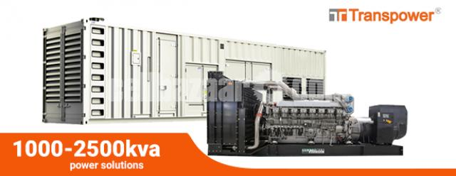 100 KVA Ricardo Engine Diesel Generator (China) - 9/10
