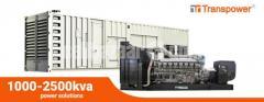100 KVA Ricardo Engine Diesel Generator (China) - Image 9/10