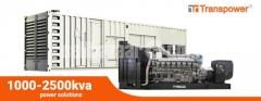 150 KVA Ricardo Engine Diesel Generator (China) - Image 8/10