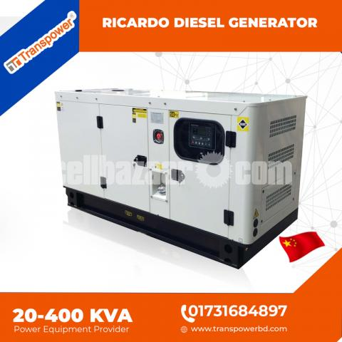 200 KVA Ricardo Engine Diesel Generator (China) - 7/10