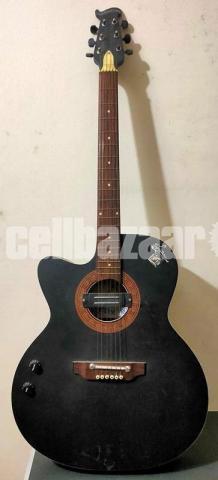 Signature Acoustic Guitar (Left Handed) - 1/4