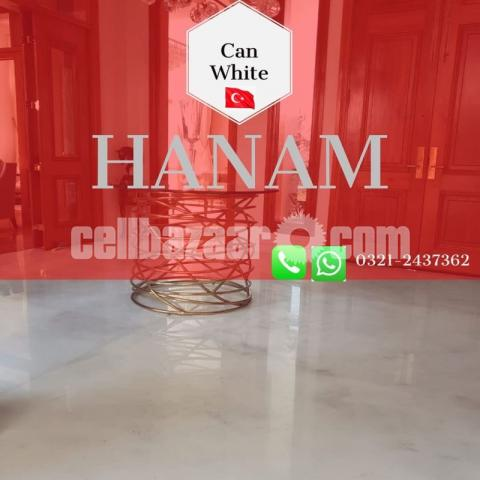 Can White Marble - 5/5