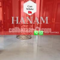 Can White Marble - Image 5/5