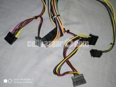 A.tech 550w POWER supply.