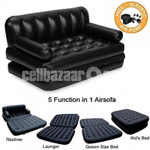 5 in 1 Sofa Bed - 1/10