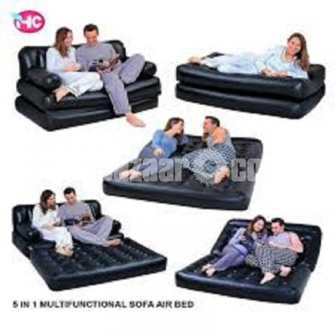 5 in 1 Sofa Bed - 10/10