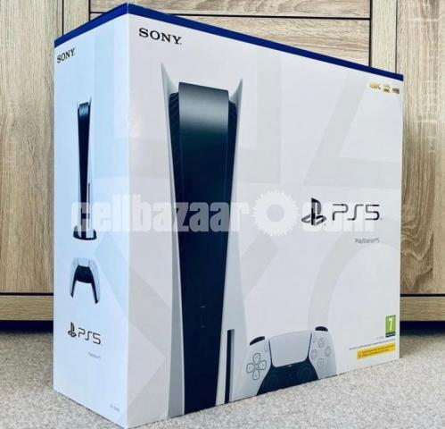 Brand new play station 5 - 1/4