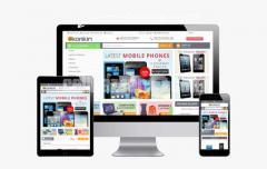 E-Commerce Website Development Fully Responsive