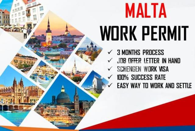 Malta Work Permit - 1/1