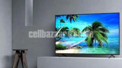 SONY 49 inch X8000H 4K UHD ANDROID VOICE CONTROL TV