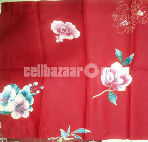 King size bed sheet - 5/7