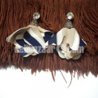 3 pairs Cloth Earring for Girls