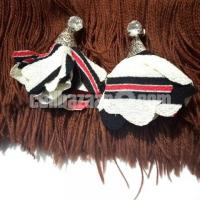 3 pairs Cloth Earring for Girls - Image 3/4