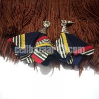3 pairs Cloth Earring for Girls - Image 4/4