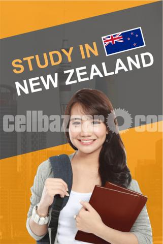 STUDY IN NEW ZEALAND - 1/1