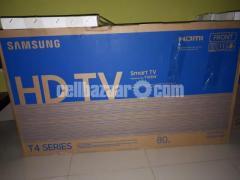 "Samsung 32""  Smart HD TV"
