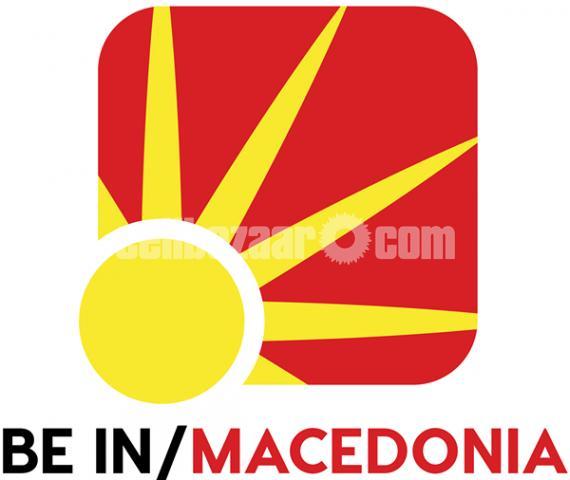 Study In MACEDONIA - 1/1