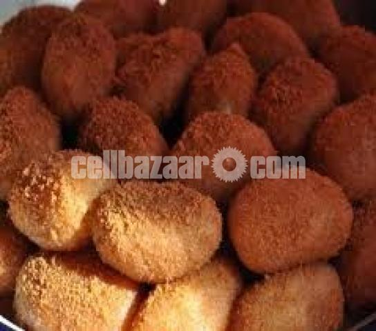 Tangail famous Cham Cham and Curd - 3/6