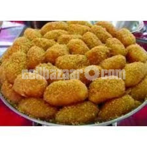Tangail famous Cham Cham and Curd - 6/6