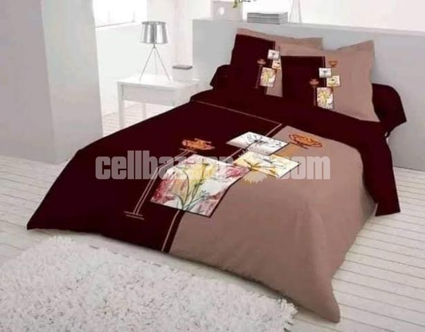 Aristocrate Panel Bedsheet - 2/6