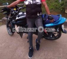 Motorbike  Hero glamour 2018