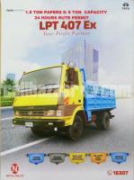 TATA LPT407/27 PICKUP - Image 1/4