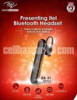 itel Bluetooth Headset IEB-31