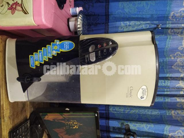 Pureit water purifier - 1/3