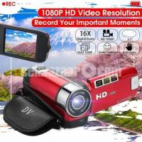 DV Recorder HD 16MP Digital Camcorder Video Camera With 2 Inch Screen