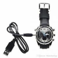 16GB Mini Waterproof Hidden Camcorders Spy Camera Watch - Image 2/5