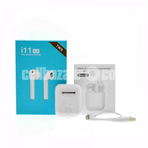 i11s TWS Earbuds with Charging case - 2/8