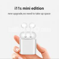 i11s TWS Earbuds with Charging case - Image 3/8