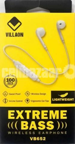Villaon Bluetooth Earphone VB652 - 1/3