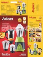 Jaipan Fruttica Mixer Grinder & Blender 4 IN 1-750W(1 HP Powerful motor)