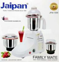 Jaipan Family Mate 850-Watts Mixer Grinder / Blender 3 Jar