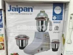Jaipan Family Mate 850-Watts Mixer Grinder / Blender 3 Jar