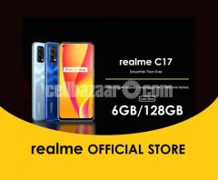 Realme C17 6GB/128GB Official BD